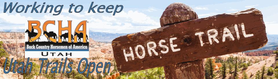 Back Country Horsemen of America Logo